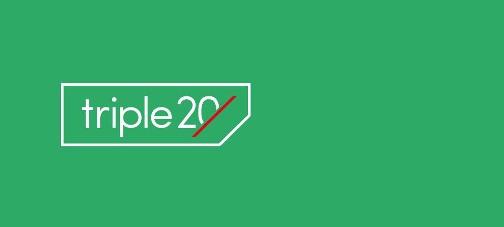 Triple 20 identity